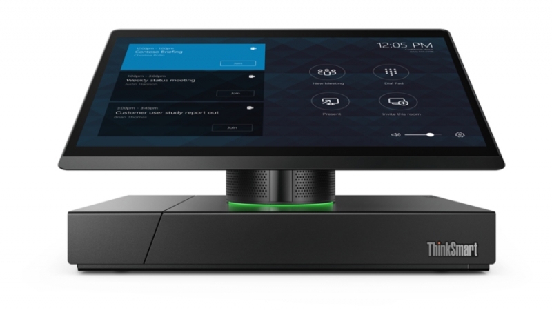 Моноблок Lenovo ThinkSmart Hub 500 для Microsoft Teams